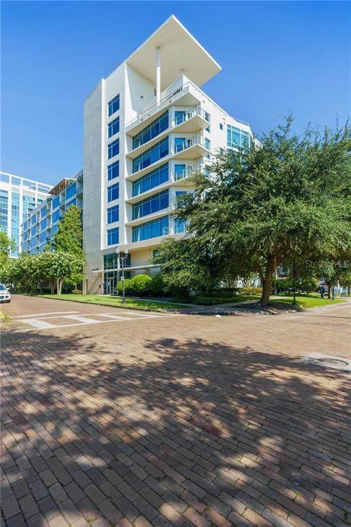 525 E Jackson Street #702, Orlando, FL 32801 (MLS #O5901604) :: GO Realty