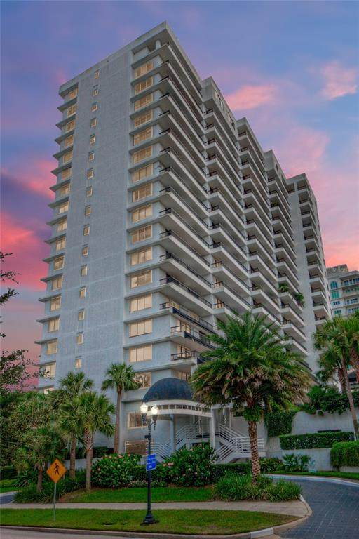 530 E Central Boulevard #704, Orlando, FL 32801 (MLS #O5935308) :: Sarasota Property Group at NextHome Excellence