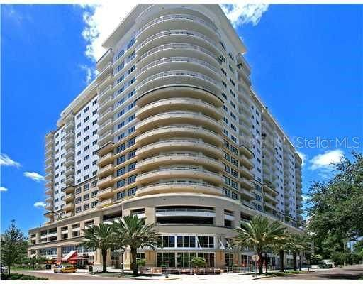 100 S Eola Drive #120, Orlando, FL 32801 (MLS #O5937979) :: Bustamante Real Estate