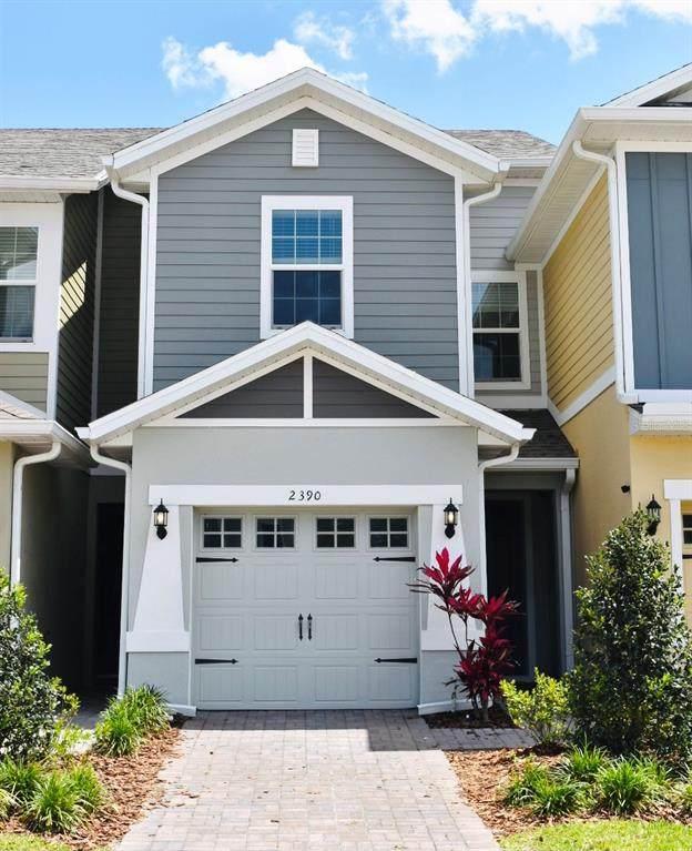 2390 Sedge Grass Way, Orlando, FL 32824 (MLS #O5942162) :: Sarasota Home Specialists