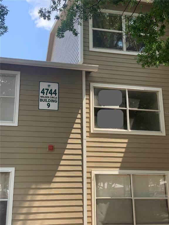 4744 Walden Circle #23, Orlando, FL 32811 (MLS #O5942947) :: Pepine Realty
