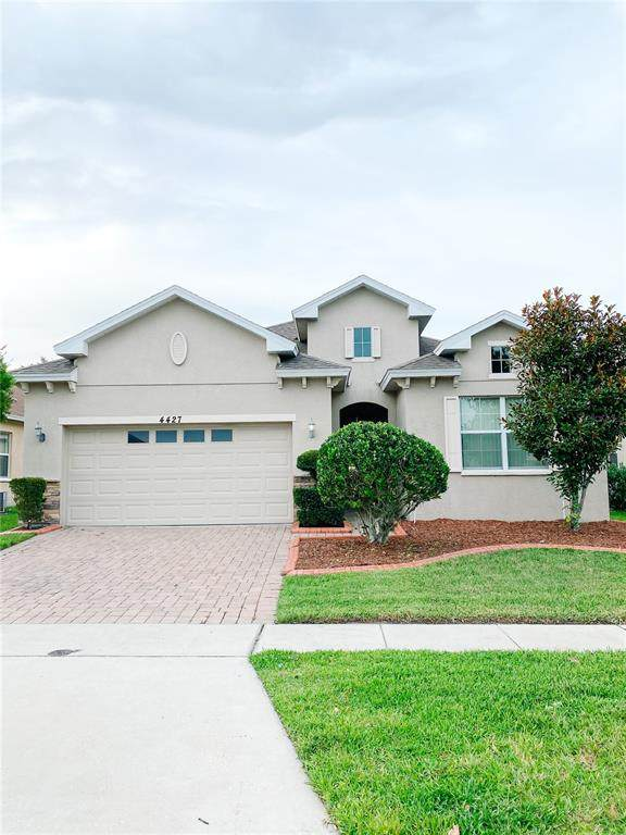 4427 Azure Isle Way, Kissimmee, FL 34744 (MLS #O5952317) :: Griffin Group