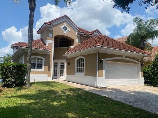 8519 Saint Marino Boulevard, Orlando, FL 32836 (MLS #O5960686) :: The Kardosh Team