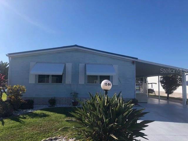 1586 SW 35TH Circle, Okeechobee, FL 34974 (MLS #OK218784) :: Armel Real Estate