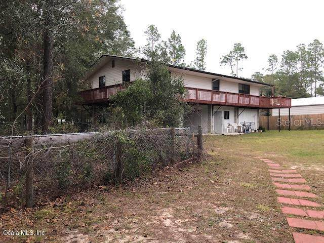 18822 SW 108th Street, Dunnellon, FL 34432 (MLS #OM568029) :: Griffin Group