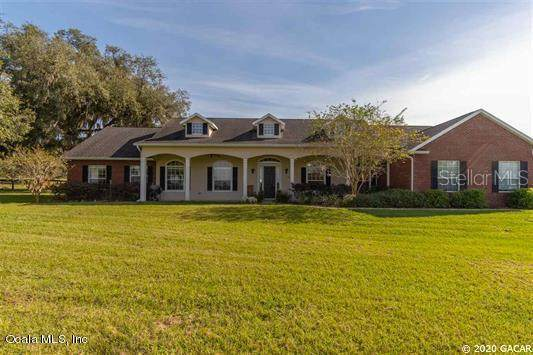 13205 NW Gainesville Road, Reddick, FL 32686 (MLS #OM568951) :: The A Team of Charles Rutenberg Realty