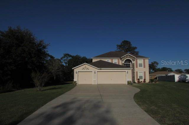 12796 SW 64TH Circle, Ocala, FL 34473 (MLS #OM612338) :: Southern Associates Realty LLC
