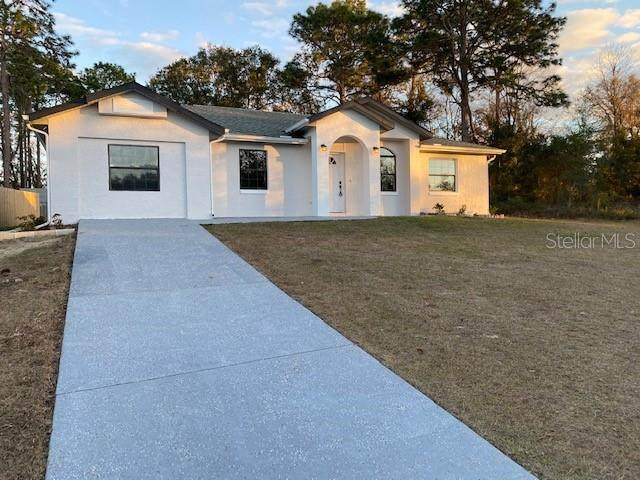 1511 Sw Shorewood Dr, Dunnellon, FL 34431 (MLS #OM613175) :: Griffin Group