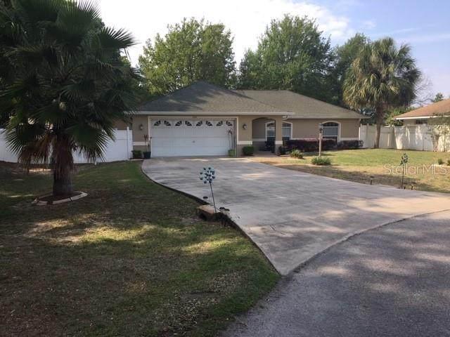 6224 SW 80TH Street, Ocala, FL 34476 (MLS #OM617567) :: Premier Home Experts