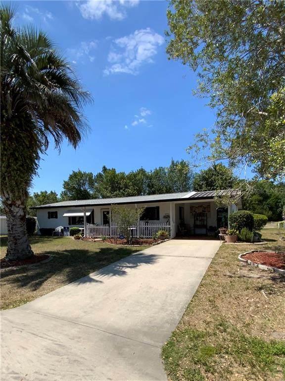 10280 SW 92ND Avenue, Ocala, FL 34481 (MLS #OM618376) :: Baird Realty Group