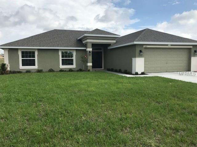 284 Brookshire Drive, Lake Wales, FL 33898 (MLS #P4901989) :: Griffin Group