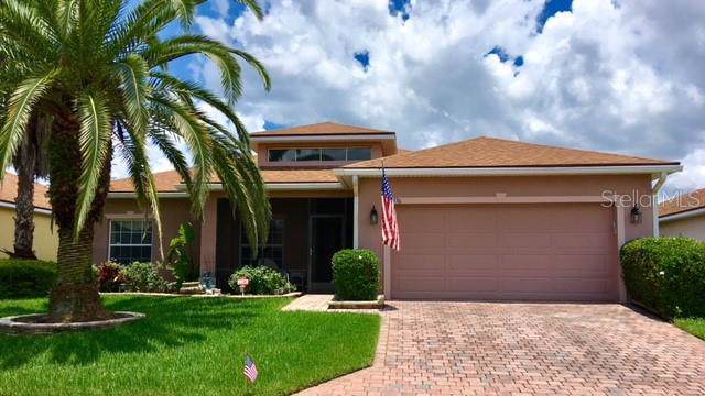 4136 Muirfield Loop, Lake Wales, FL 33859 (MLS #P4906000) :: Bustamante Real Estate