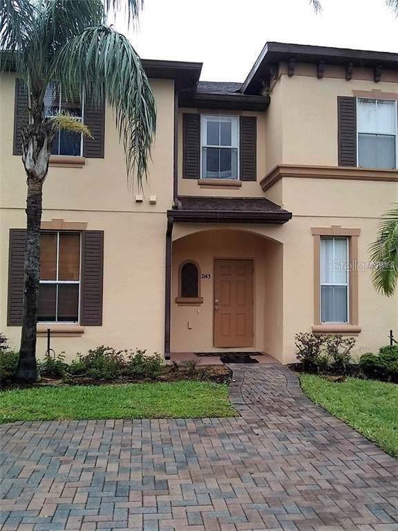 2143 Calabria Avenue, Davenport, FL 33837 (MLS #P4908178) :: Bridge Realty Group