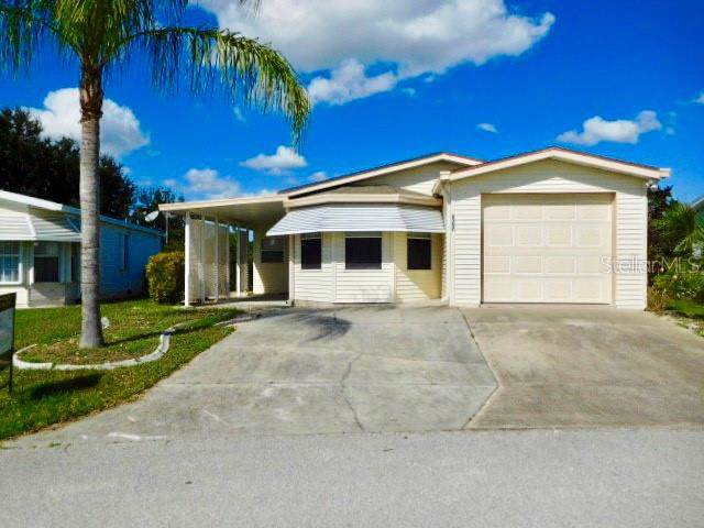 6357 Lolly Bay Loop NE, Winter Haven, FL 33881 (MLS #P4908487) :: Gate Arty & the Group - Keller Williams Realty Smart