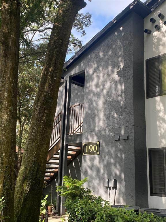 190 Riverbend Drive #201, Altamonte Springs, FL 32714 (MLS #P4917461) :: CENTURY 21 OneBlue