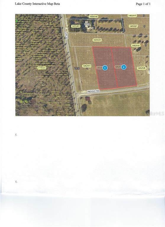 Indigo Road, Groveland, FL 34736 (MLS #R4903052) :: Lockhart & Walseth Team, Realtors
