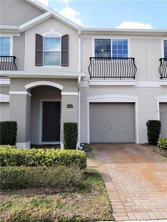 1187 Honey Blossom Drive, Orlando, FL 32824 (MLS #S5010940) :: The Duncan Duo Team