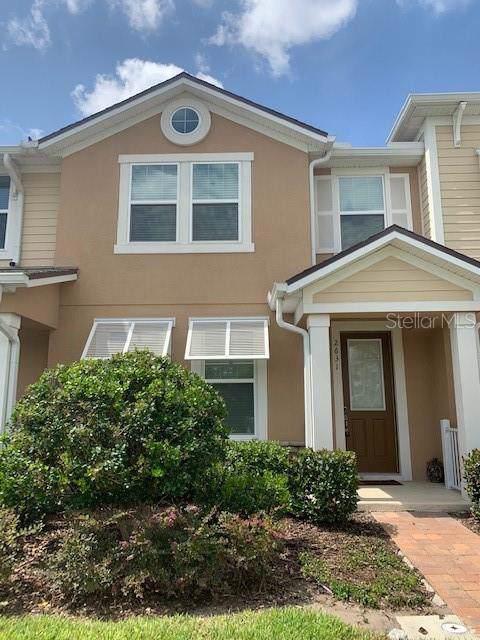 2631 Amati Drive, Kissimmee, FL 34741 (MLS #S5019622) :: Delgado Home Team at Keller Williams