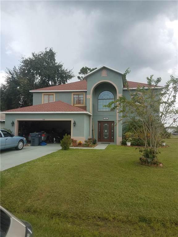 502 Kingfisher Drive, Kissimmee, FL 34759 (MLS #S5022260) :: Team 54