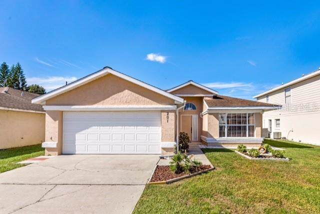 201 Hidden Springs Circle, Kissimmee, FL 34743 (MLS #S5029157) :: Cartwright Realty