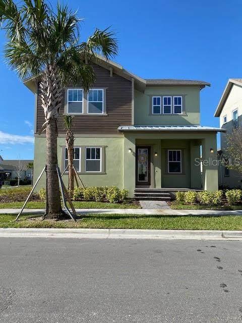 13388 Stoddart Avenue, Orlando, FL 32827 (MLS #S5030615) :: Your Florida House Team