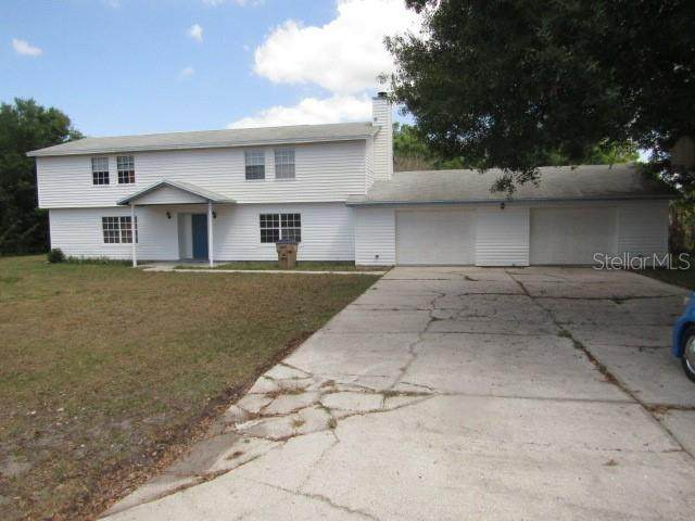 4055 Packard Avenue, Saint Cloud, FL 34772 (MLS #S5032327) :: The Duncan Duo Team