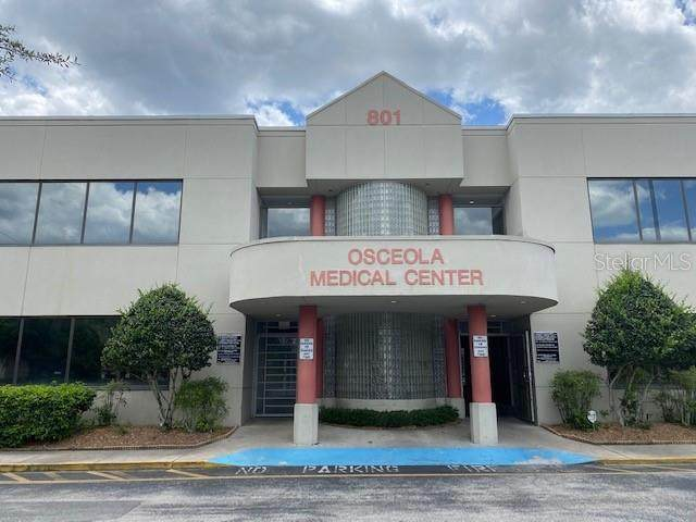 801 W Oak Street #102, Kissimmee, FL 34741 (MLS #S5050696) :: McConnell and Associates