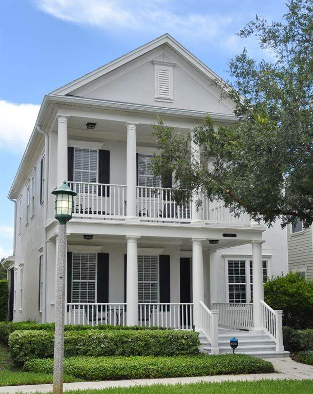 1126 Tapestry Drive, Celebration, FL 34747 (MLS #S5053611) :: Bridge Realty Group