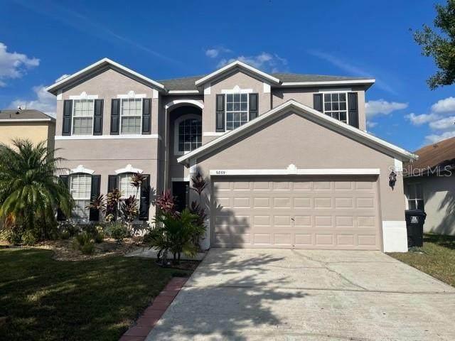 9869 Bennington Chase Drive, Orlando, FL 32829 (MLS #S5057240) :: Cartwright Realty