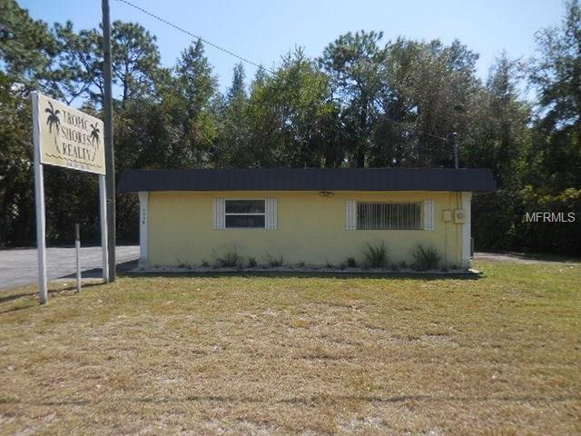 7536 W Grover Cleveland Boulevard, Homosassa, FL 34446 (MLS #T2917758) :: The Duncan Duo Team