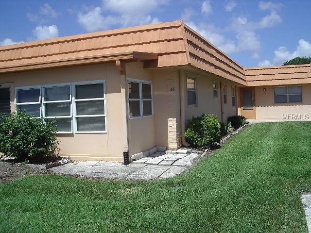1801 Bedford Lane #45, Sun City Center, FL 33573 (MLS #T3102447) :: Delgado Home Team at Keller Williams