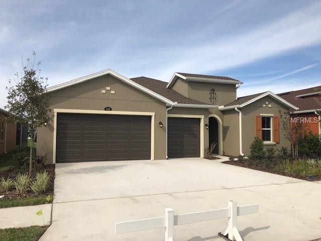 17928 Woodland View Drive, Lutz, FL 33548 (MLS #T3108177) :: Team Suzy Kolaz