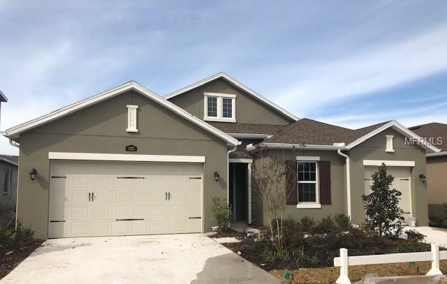 17922 Woodland View Drive, Lutz, FL 33548 (MLS #T3116837) :: Team Suzy Kolaz