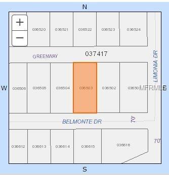 206 Belmonte Drive, Indian Lake Estates, FL 33855 (MLS #T3118351) :: The Lockhart Team