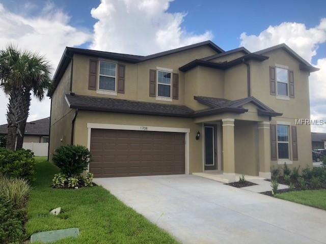 1708 Cabbage Key Drive, Ruskin, FL 33570 (MLS #T3120603) :: The Light Team