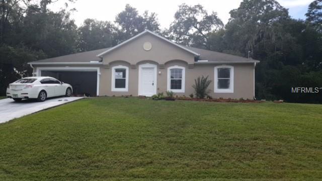 8420 N Sarazen Drive, Citrus Springs, FL 34434 (MLS #T3132218) :: Delgado Home Team at Keller Williams