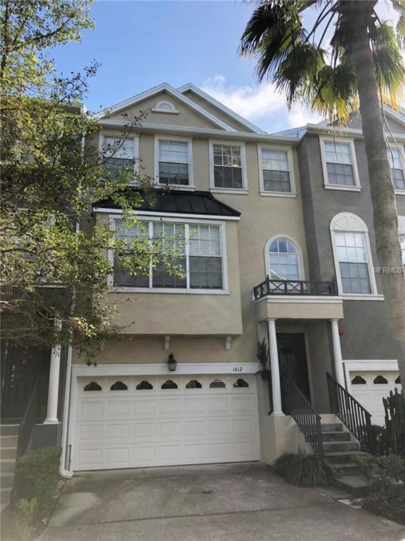 1412 Harbour Walk Road #1412, Tampa, FL 33602 (MLS #T3163923) :: The Nathan Bangs Group