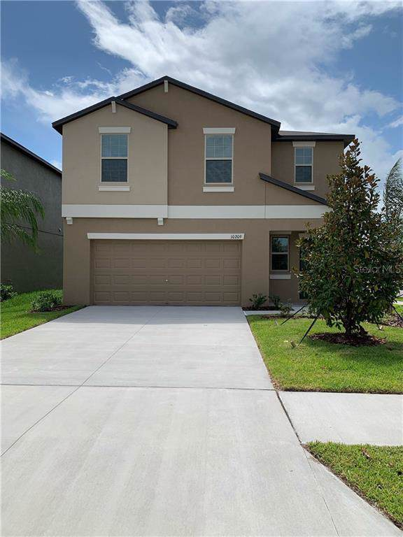 10209 Bright Crystal Avenue, Riverview, FL 33578 (MLS #T3178619) :: EXIT King Realty