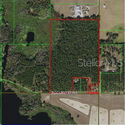 Sumner Lake Road, Dade City, FL 33525 (MLS #T3181123) :: Dalton Wade Real Estate Group