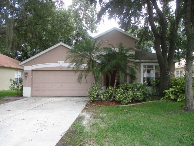 4606 Whispering Wind Avenue, Tampa, FL 33614 (MLS #T3183514) :: The Light Team