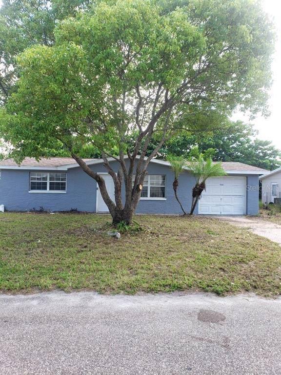 11030 Harding Dr, Port Richey, FL 34668 (MLS #T3188916) :: Team Bohannon Keller Williams, Tampa Properties