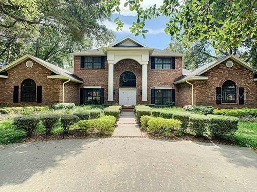 1003 Cherwood Lane, Brandon, FL 33511 (MLS #T3198369) :: Team Bohannon Keller Williams, Tampa Properties