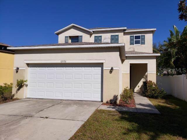 13526 Mango Bay Drive, Riverview, FL 33579 (MLS #T3210785) :: The Duncan Duo Team