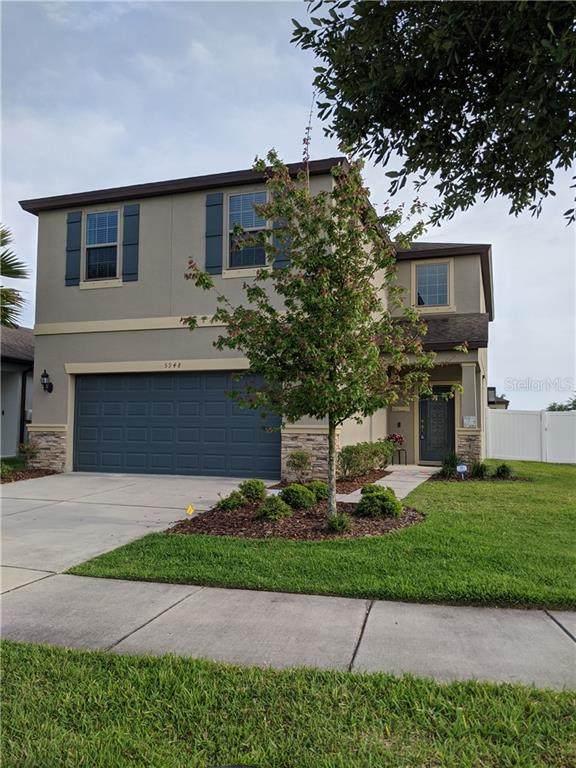 5948 Sweet Birch Drive, Riverview, FL 33578 (MLS #T3235730) :: Team Bohannon Keller Williams, Tampa Properties