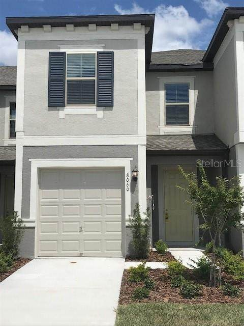8060 Rolling Shell Trail, Wesley Chapel, FL 33545 (MLS #T3242319) :: Team Bohannon Keller Williams, Tampa Properties