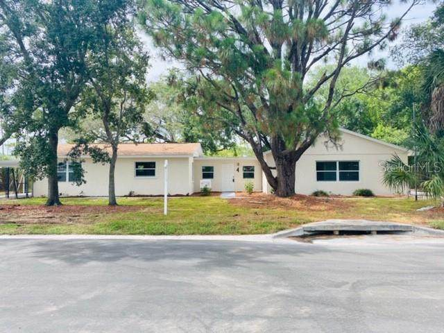 4 Cypress Drive, Palm Harbor, FL 34684 (MLS #T3251496) :: Your Florida House Team