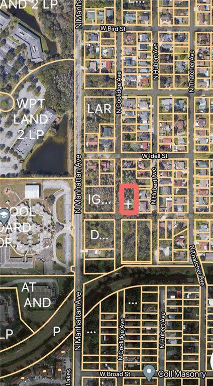 N Coolidge Avenue, Tampa, FL 33614 (MLS #T3287155) :: Vacasa Real Estate