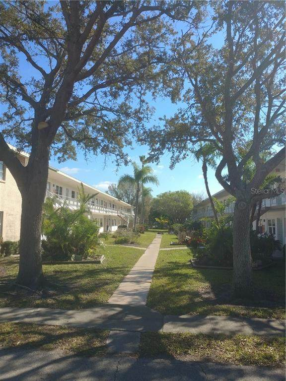 5925 18TH Street N #15, St Petersburg, FL 33714 (MLS #T3292181) :: Coldwell Banker Vanguard Realty