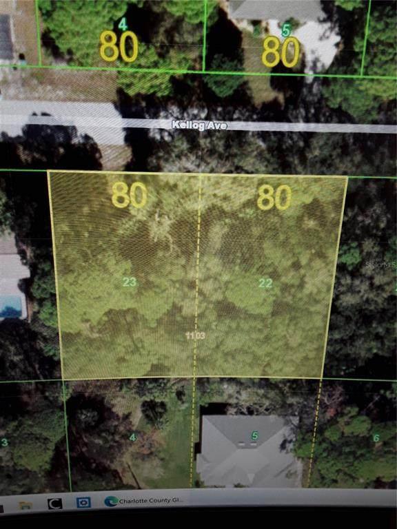 17173 Kellog Avenue, Port Charlotte, FL 33954 (MLS #T3303533) :: Premium Properties Real Estate Services