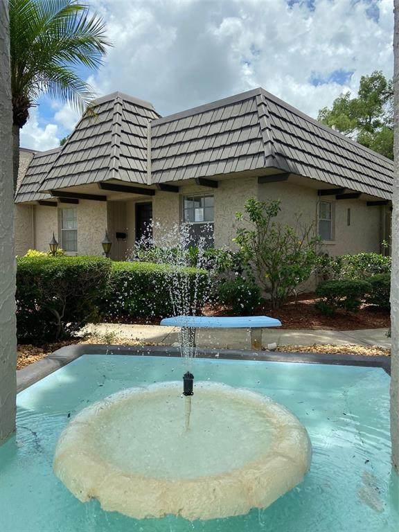 106 Cordova Green #106, Seminole, FL 33777 (MLS #T3318896) :: Medway Realty